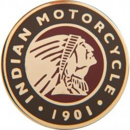 Anstecknadel Mit Rundem Indian Motorcycle®-Emblem