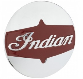 3 PINNACLE CONCHOS - INDIAN MOTORCYCLE RED